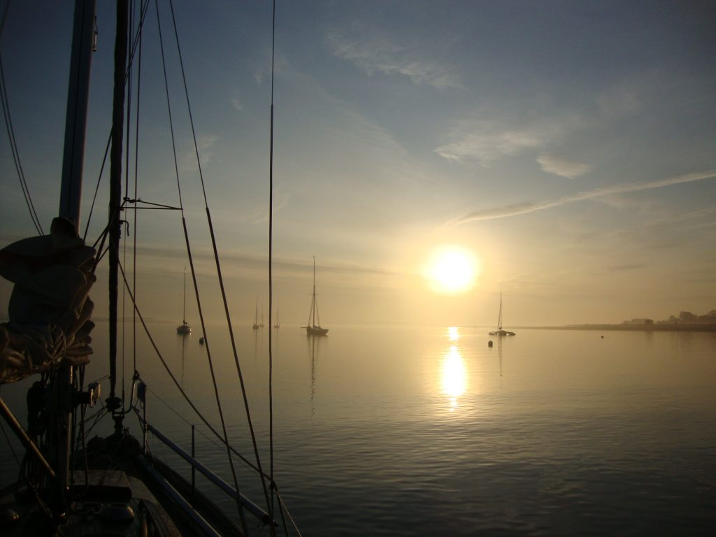 pyefleet dawn view